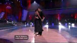 Mel B and Maks (Paso Doble, Tango)