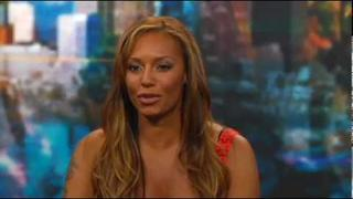 Melanie Brown Interview for Sky Showbiz