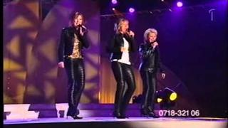 Melodifestivalen 2002 - Falun - Melodi nr 6 - Vem é de du vill ha