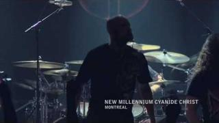 Meshuggah - New Millenium Cyanide Christ [Alive DVD]