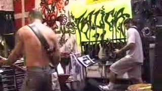 Metallica-Damage inc Rehearsal