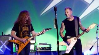 Metallica w/ Dave Mustaine - Phantom Lord (Live in San Francisco, December 10th, 2011)