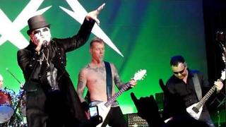Metallica w/ Mercyful Fate - Mercyful Fate Medley (Live in San Francisco, December 7th, 2011)