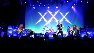 "Metallica with Dave Mustaine ""Phantom Lord"" and ""Jump In The Fire"" in San Francisco"