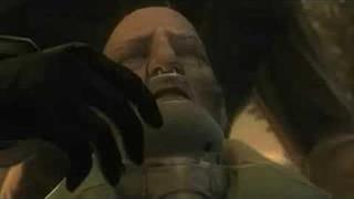 MGS4 Ending - Naked Son [2/3]