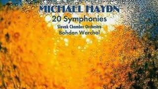 Michael Haydn: Symphony No. 26 in E flat Major, Part 1