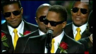 Michael Jackson 1958 - 2009 RIP Staples Center Paris Jermaine Marlon Jackson on Deluxe Music