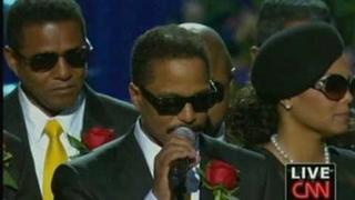 Michael Jackson Memorial !!Goodbye my Brother!! Marlon Jackson and his daughter Paris Jackson cry!!