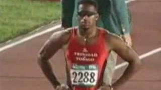Michael Johnson 200m Final 19.32 - 1996 Atlanta Olympics