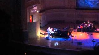 """Michael Stipe performs """"Saturn Return"""" for Tibet House Benefit concert @ Carnegie Hall in NYC"""