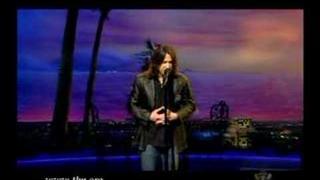 Michael Sweet on TBN 9-20-07 My Love My Life My Flame