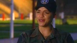 Michelle Rodriguez SWAT Interview