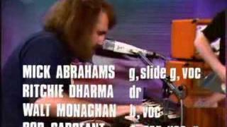 Mick Abrahams Band - Greyhound Bus