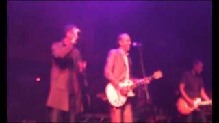 Mick Jones of The Clash Train In Vain Liverpool Olympia 24.9.11