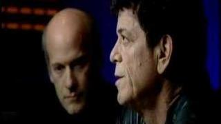 Mick Ronson and Lou Reed on Transformer