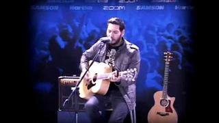 Mike Herrera of MXPX and Tumbledown live at Winter NAMM 2009!