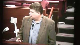 Mike McCormick, Pres. ACFC to VA Reps