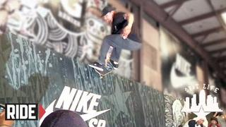 Mike Vallely Raw Footage Tampa Pro 2012: SPoT Life Event Check