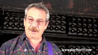 Mike Watt Interview and Bass Lesson. PlayThisRiff.com