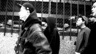 """Milez Grimez Ft. Fredro Starr & Rock (Of Heltah Skeltah) """"Knuckle Up"""" (HD)"""