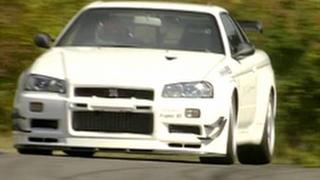 MINE'S R34 Skyline GT-R - RB Japanese Muscle - Hot Version International