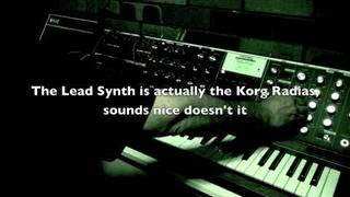 MiniMoog Voyager XL and Korg Radias - Sneak Preview by Andy Barrow