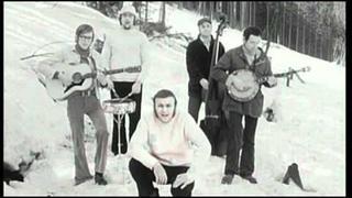 Mirek Hoffmann a Greenhorns - Bílej sníh