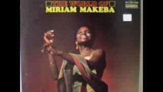 Miriam Makeba- Amampondo