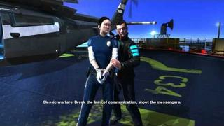 Mirror's Edge Gameplay - Chapter 9 - The Shard (Ending and Credits)