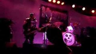 Misfits 30th anniverscary @ Cafe Iguana Mty. NL Mx PART 1/6