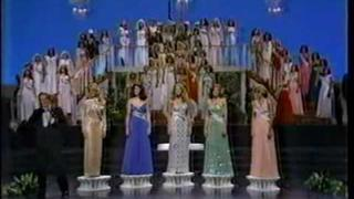 Miss USA 1980 - Crowning Moment