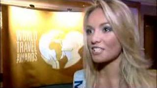 Miss World, Tatana Kucharova on attending her first ceremony