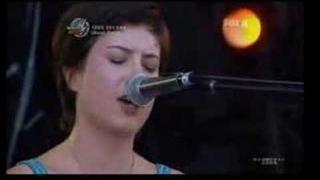 Missy Higgins - Scar - Wave Aid 2005