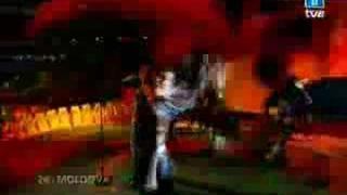 Moldova - Natalia Barbu - Fight - Eurovision Helsinki 2007 live final