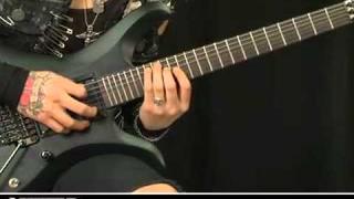 Monte Money guitar lesson