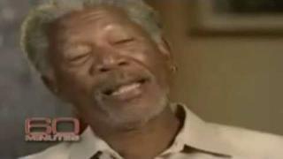 Morgan Freeman on Black History Month