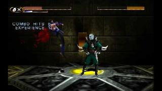 Mortal Kombat Mythologies Sub-Zero Level 8 PART 2