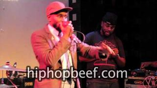 Mos Def Performs New Exclusive Music Produced by J Dilla & Madlib @ SOBS