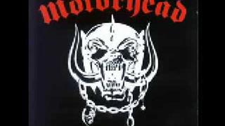 Motörhead -Iron Horse/Born to lose [1977-with Lyrics]