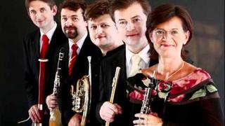 Mozart Divertimento in B major K 270, Afflatus Quintet