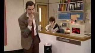Mr Bean - in the hospital