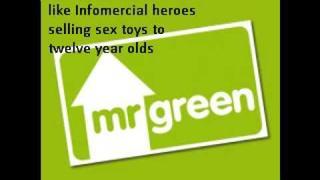Mr. Green - Daddysmilk [lyrics]