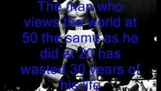 Muhammad Ali Quotes by Sainaa