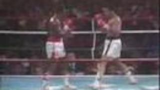 Muhammad Ali vs. Larry Holmes