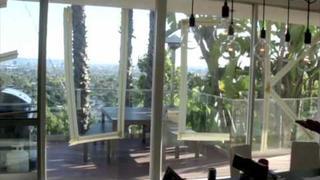 Murderdolls recording in Hollywood
