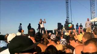 Murphy Lee Wat Da Hook Gon Be, Nelly Move That Body, Live @Bud Light Port Paradise III 12-4-2010