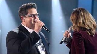 """MY HEART WILL GO ON"" - Jennifer Nettles & John Glosson - The Duets show"