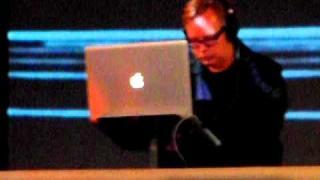 my video from Andy Fletcher DJ Set. Kiev / Ukraine