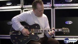 [NAMM 2010] Gretsch G5191 Tim Armstrong Signature Electromatic Guitar