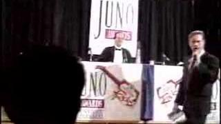 Nardwuar vs. The Juno Awards (1991)
